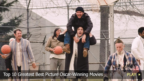 Top 10 Greatest Best Picture Oscar-Winning Movies | WatchMojo.com