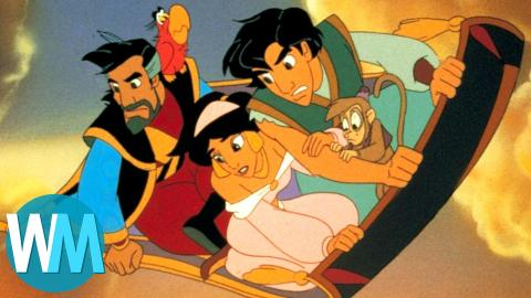 Top 10 Best Straight to DVD Disney Sequels