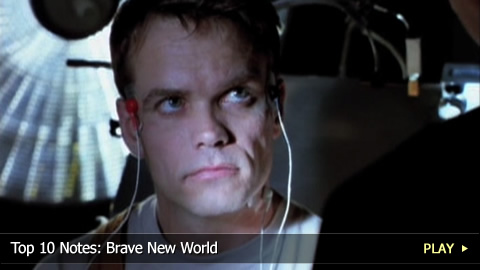 Top 10 Notes: Brave New World