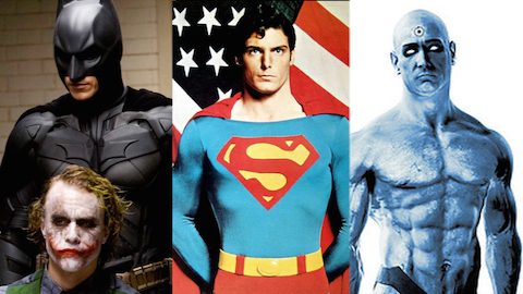 Top 10 DC Comics Movies