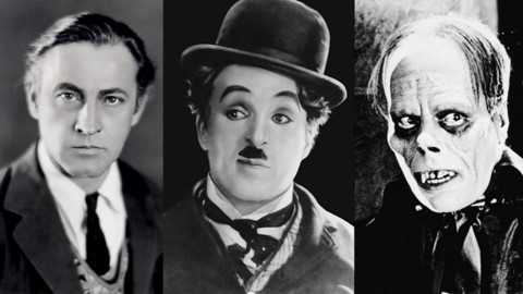 Top 10 Decade Defining Actors: 1920s