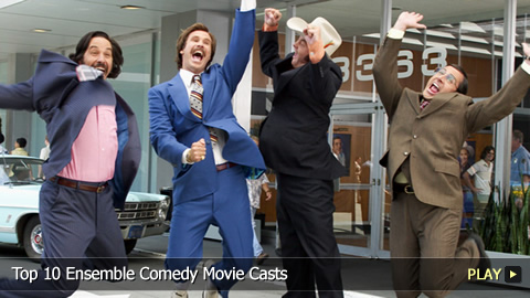 Top 10 Ensemble Comedy Movie Casts