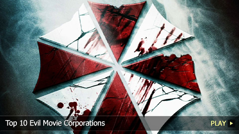 Top 10 Evil Movie Corporations