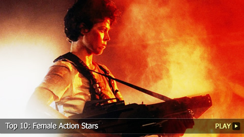 Top 10 Female Action Stars