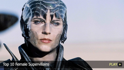 Top 10 Female Supervillains