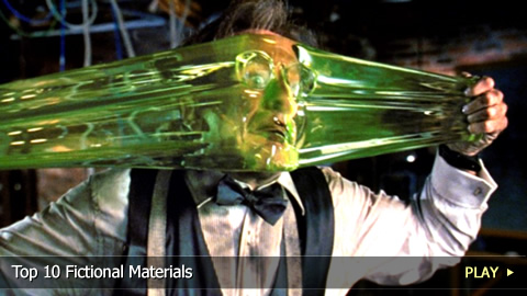 Top 10 Fictional Materials
