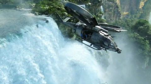 Top 10 Fictional Movie Aircraft