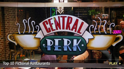 Top 10 Greatest Fictional Restaurants