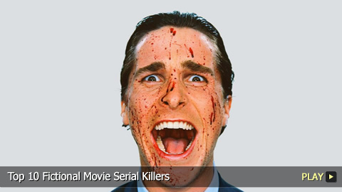Top 10 Fictional Movie Serial Killers
