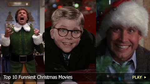 Top 10 Funny Movies. Top 10 Funniest Christmas