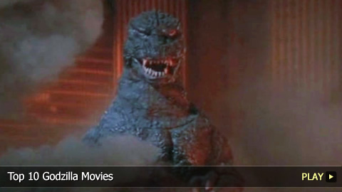Top 10 Godzilla Movies