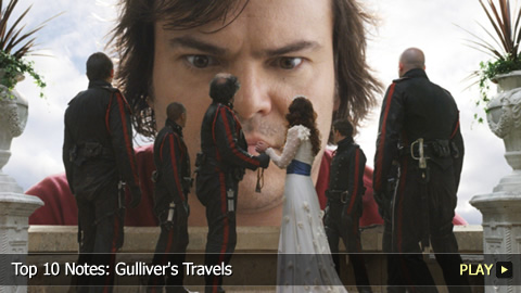 Top 10 Notes: Gulliver's Travels