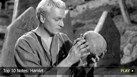 Top 10 Notes: Hamlet