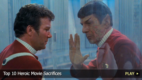 Top 10 Heroic Movie Sacrifices