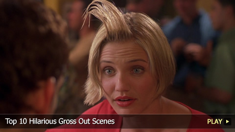 Top 10 Hilarious Gross Out Scenes
