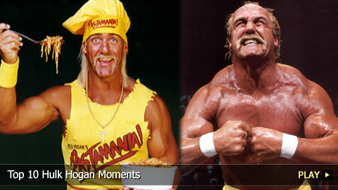 Top 10 Hulk Hogan Moments