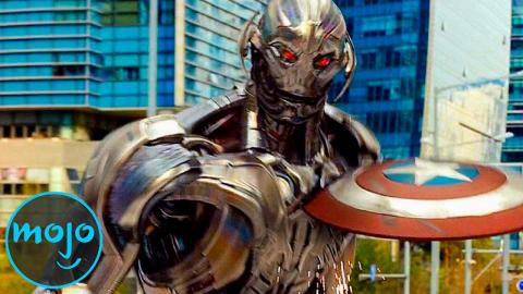 Top 10 Human vs Robot Fights in Movies