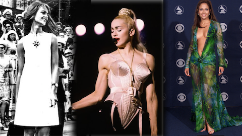Top 10 Iconic Fashion Moments in Celebrity and Pop Culture