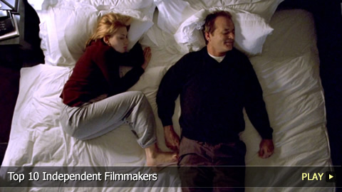 Top 10 Independent Filmmakers