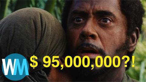 Top 10 Insanely Expensive Comedy Movies
