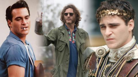 Top 10 Joaquin Phoenix Performances