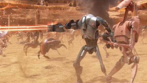 Top 10 Laser Gun Movie Battles