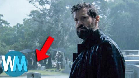 Top 10 Logan Easter Eggs