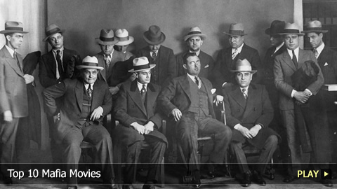 Top 10 Movie Portrayals of Real Life Gangsters | WatchMojo.com