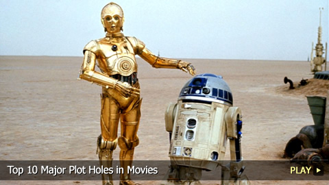 Top 10 Major Plot Holes in Movies