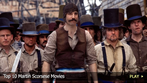 Top 10 Greatest Martin Scorsese Movies