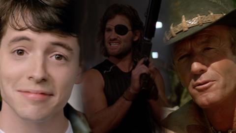 Top 10 Memorable Movie Characters of the 1980s
