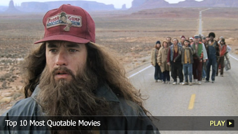 Top 10 Most Quotable Movies