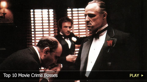 Top 10 Movie Crime Bosses