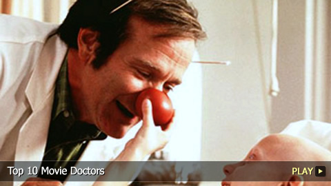 Top 10 Movie Doctors
