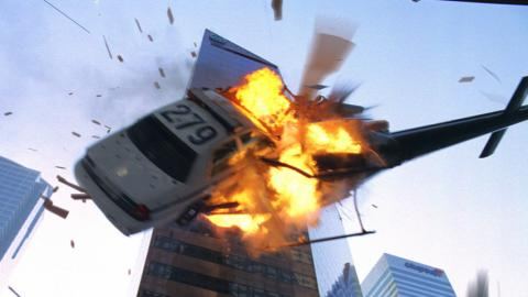 Top 10 Movie Helicopter Explosions