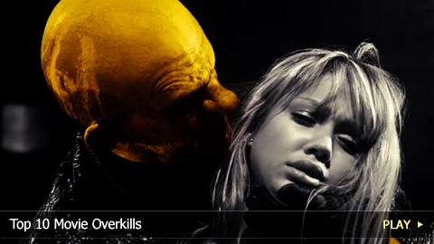 Top 10 Movie Overkills