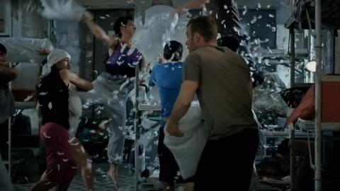 Top 10 Movie Pillow Fights