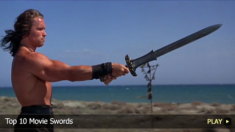 Top 10 Movie Swords