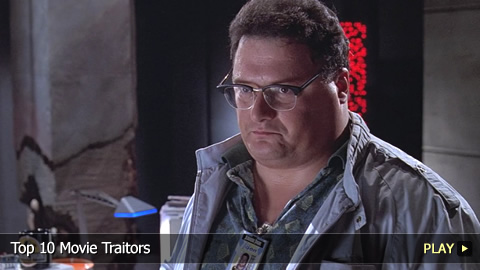Top 10 Movie Traitors