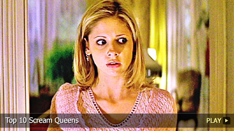 Top 10 Scream Queens