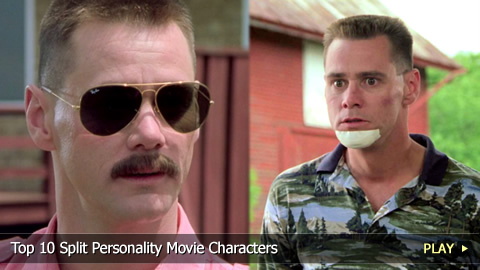 Top 10 Split Personality Movie Characters