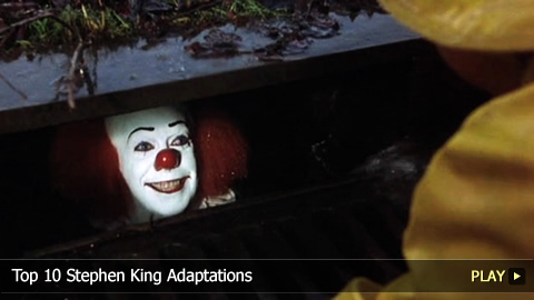 Top 10 Stephen King Adaptations