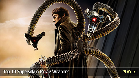 Top 10 Best Supervillain Movie Weapons