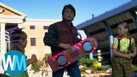 Top 10 Things Back To The Future II Promised That We Still Haven't Gotten