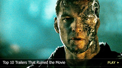 Top 10 Trailers That Ruined the Movie