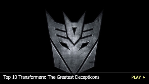 Top 10 Transformers: The Greatest Decepticons