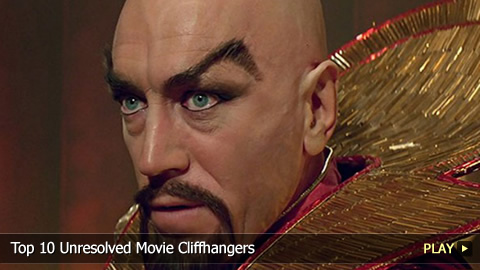Top 10 Unresolved Movie Cliffhangers