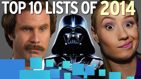 Top 10 WatchMojo Top 10s of 2014