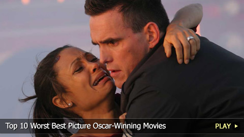 Top 10 Worst Best Picture Oscar-Winning Movies