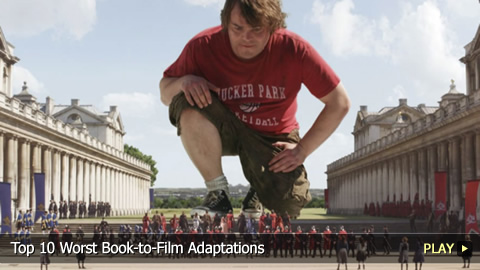 Top 10 Worst Book-to-Film Adaptations
